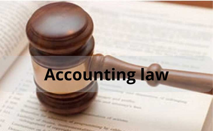 Accounting law