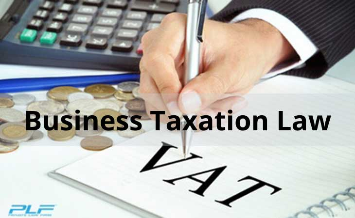 Business Taxation Law