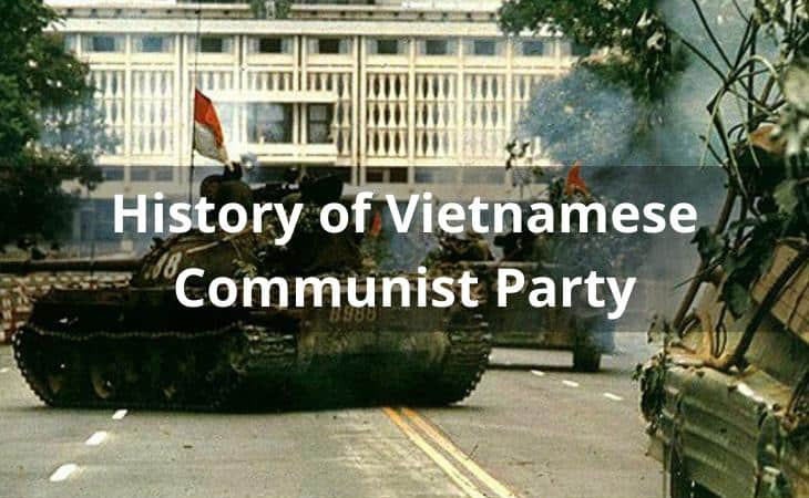 History of Vietnamese Communist Party