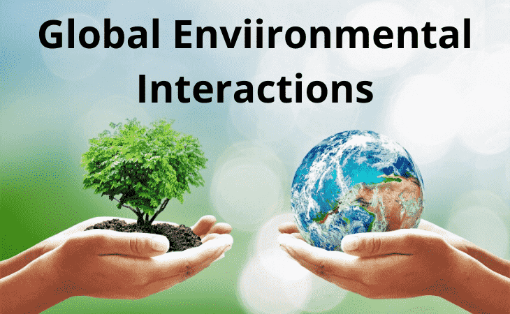 Global Environmental Interactions